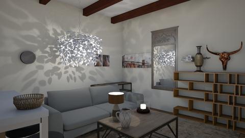 Rustic Apartment - Rustic - by llama_555