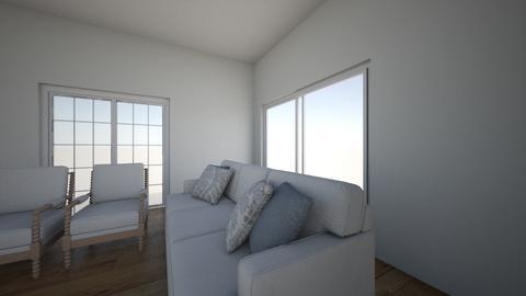 Lori - Living room - by breannafajardo