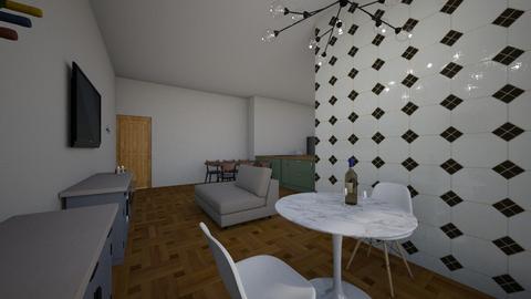 Sala_3 - Living room  - by matfernan