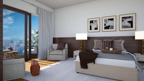 Thailand Dream VIII - Modern - Bedroom - by Claudia Correia