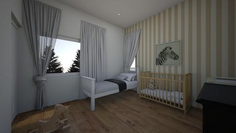 Nursery 2 - Kids room  - by lpanaou