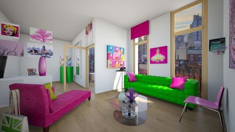 Manhattan Apartment - Modern - by ilikalle