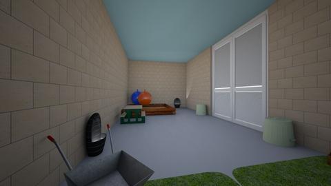 patio colegio  - by Nuriavf59