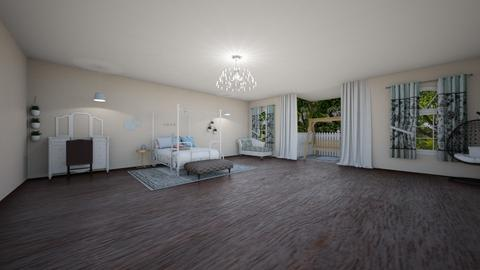 princess room - Bedroom - by xxAveBearxx