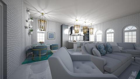Apartment - Glamour - by designer408340284