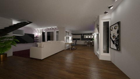 rural living house - by DMLights-user-1635184