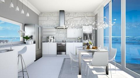 kitchennnnn - Kitchen  - by anamarija00