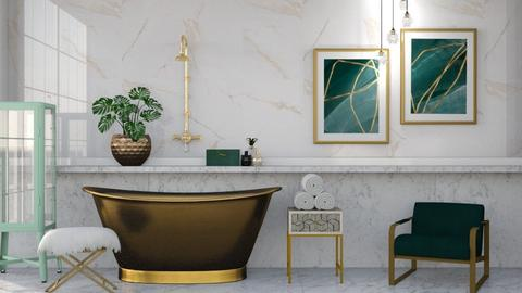 Tub - Bathroom  - by RonRon