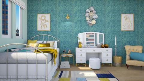 30 - Bedroom - by somochi91