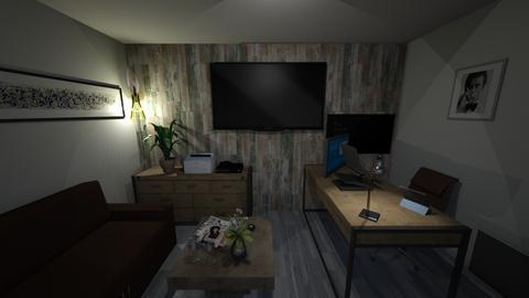Garden Office - Modern - Office  - by markbirdy