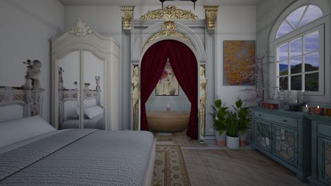 ensuite - Bedroom - by Kylie Awa