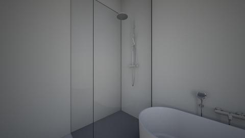 Robert Joseph Donahue - Bathroom - by rdonahuejr
