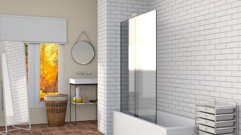 Marigold Bathroom - Bathroom  - by gumball13