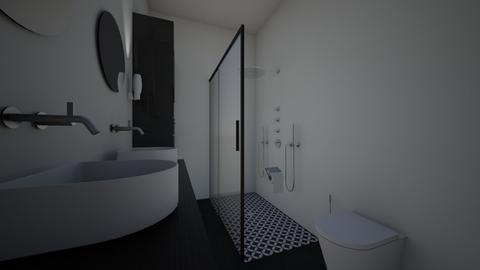 bath - Modern - Bathroom  - by Andreea Andreea