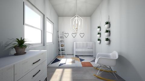 Welcome baby - Minimal - Bedroom - by ballerinasnow36