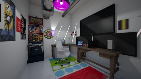 Game room - by jrgerye707