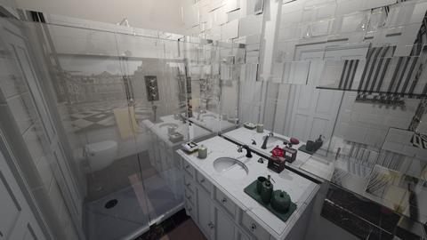 Sylwia i Tomek 10 - Bathroom  - by Joanna88