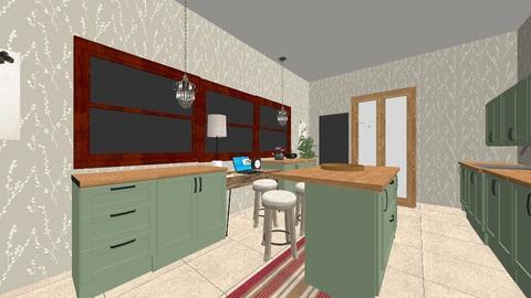 k - Kitchen  - by steker2344