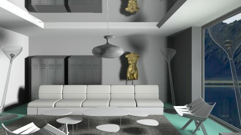 CX03 - Minimal - Living room - by 3rdfloor