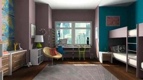 room to grow - Modern - Kids room  - by lauren_murphy