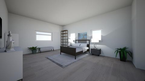 marinas bedroom design  - Minimal - Bedroom  - by marina_bergagnini