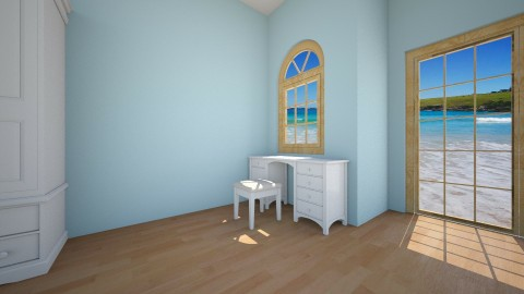 Erins Room - Rustic - Bedroom  - by Erinb623