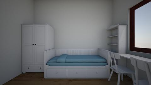 Room_2 - Kids room  - by szarlott