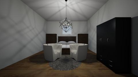 a bedroom - Bedroom - by Morgan Legg