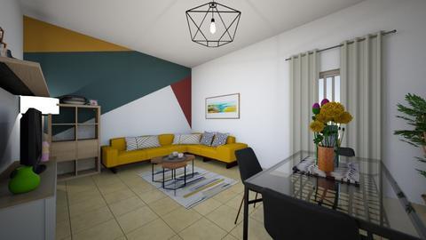giallo sofa - by morele