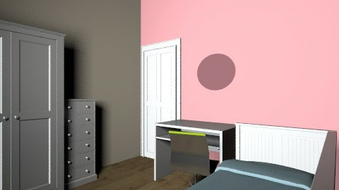 my room - Glamour - Bedroom  - by aislingodonohue7