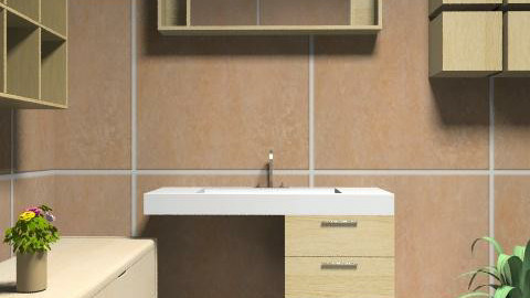 Bagno - Minimal - Bathroom  - by camidome