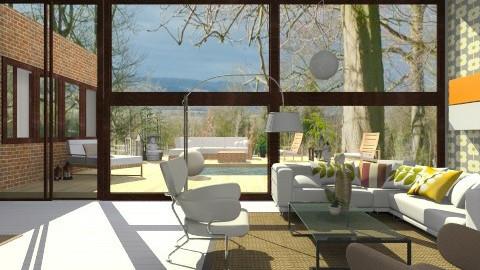 Designed For Living - Modern - Living room  - by janip