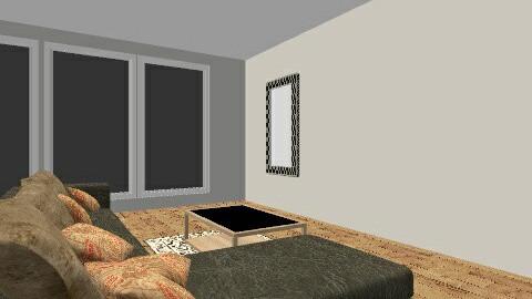 Boston Condo - Living room - by AP105