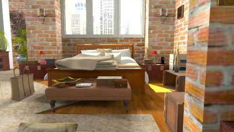 0003 - Bedroom  - by bisertanya