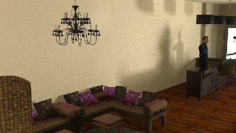 CHICHA vue d'ensemble 4 - Dining Room  - by coachdeco