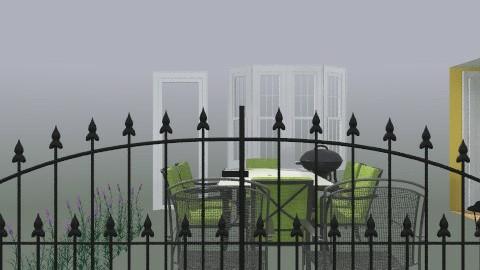Garden - Classic - Garden  - by funesro