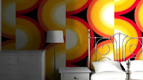 BEDROOM MAKEOVER - Retro - Bedroom  - by Veitchy