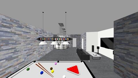 French project final - Modern - Bedroom  - by architect_Jhim