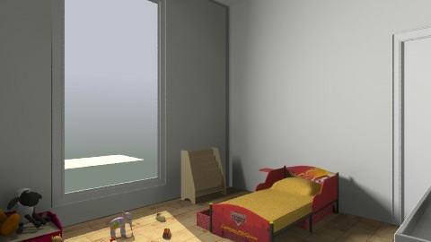 Toddler Room - Classic - Kids room  - by aja1528