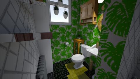 7736 BATHROOM 1 2_0 - Eclectic - Bathroom  - by KCarrington27