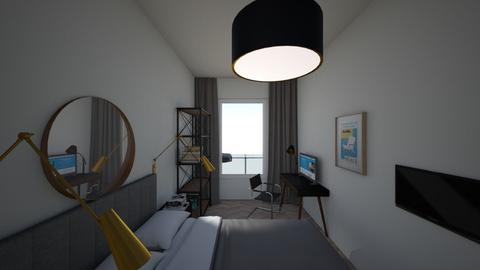 91 - Bedroom  - by TDB Nieruchomosci