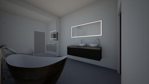 Badkamer Johan - Bathroom  - by Nicetobetrendy