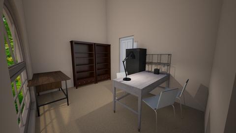 Gma's Office - Office - by designcat31