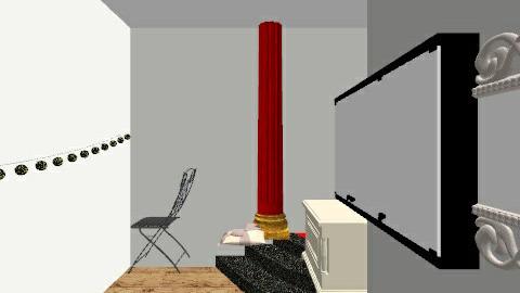 vintage room  - Vintage - Bedroom  - by Felton Ryann