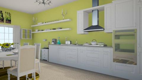 Kitchen - Modern - Kitchen - by Branka Andric
