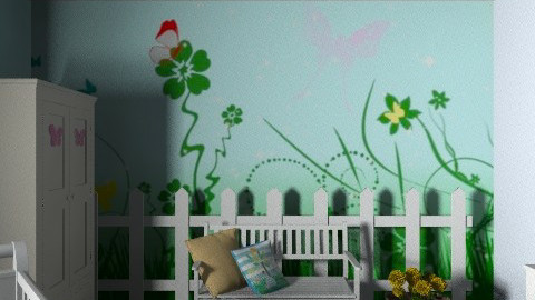 Foto4 - Eclectic - Kids room  - by djcurt