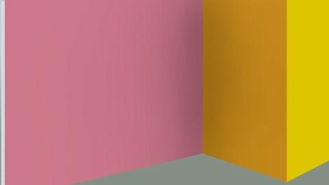 Indie room - Retro - Bedroom  - by bettyboo295