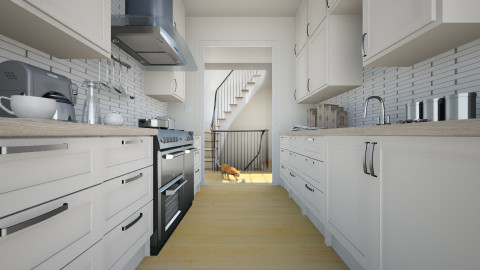 Kitchens Galore II - by Valentinapenta