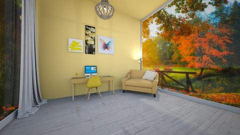 sunshine office - Classic - Office  - by aschaper