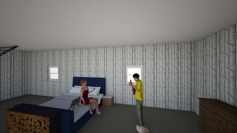 Noah Apple - Country - Bedroom  - by noahapple21